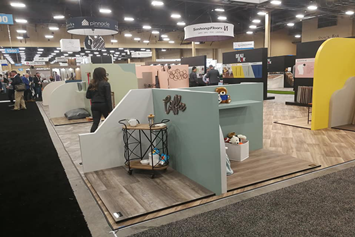 Las Vegas International Surfaces Event Perfect ending! Protex FLOORING Invite You to Witness
