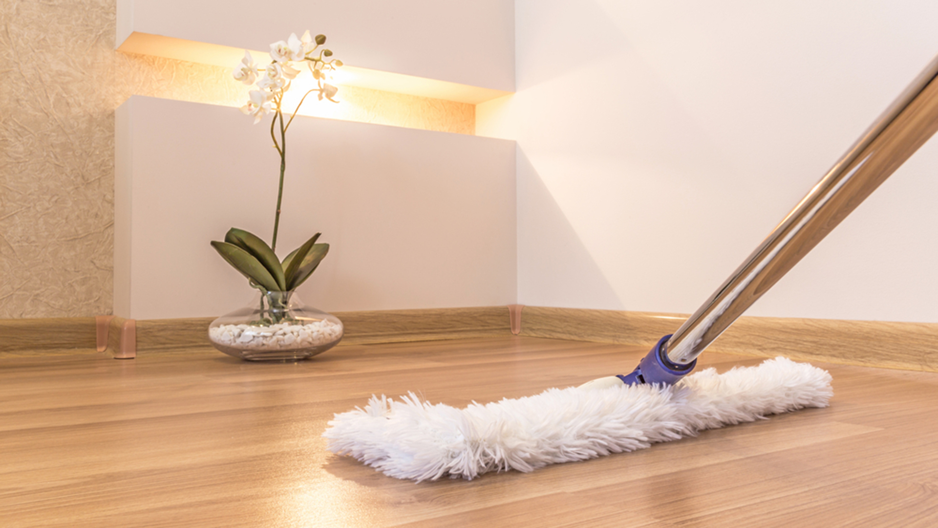 HOW TO CLEAN AND MAINTAIN PVC FLOORING