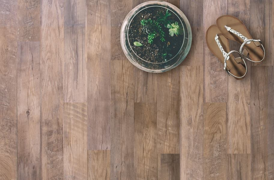 What makes WPC and SPC Vinyl Flooring Waterproof?